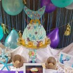 Mermaid Tail Cake Houston